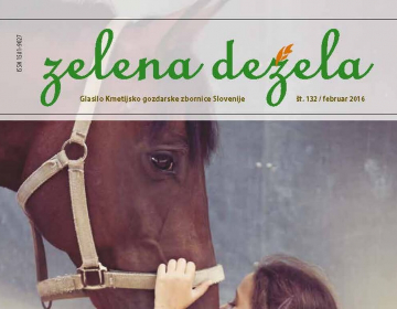 Zelena dežela 132 - februar 2016