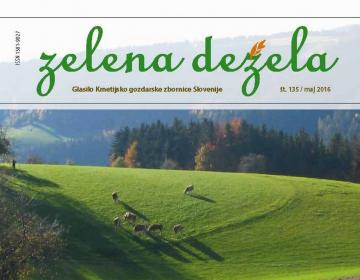 Zelena dežela 135 - maj 2016