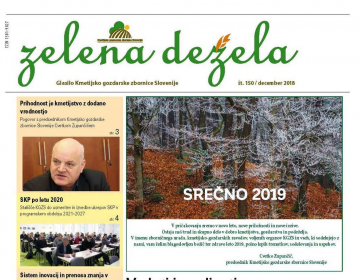 Zelena dežela 150 - december 2018