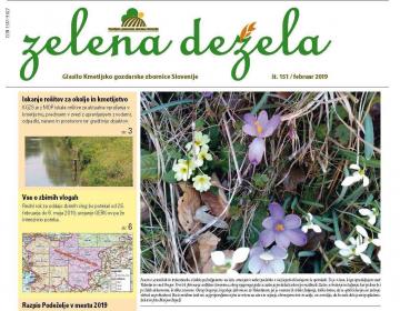 Zelena dežela 151 - februar 2019