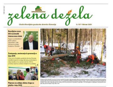 Zelena dežela 157 - februar 2020
